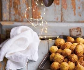 Fritos de couve-flor