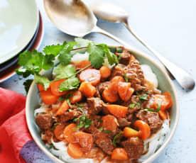 Bœuf carottes vietnamien