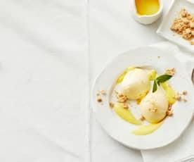 Mango-Joghurt-Mousse