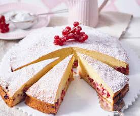 Johannisbeer-Joghurt-Kuchen