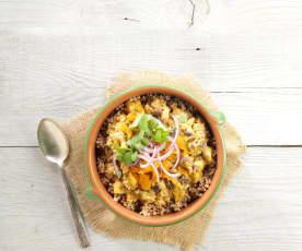 Moroccan Chicken Bowl