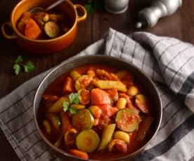 綜合燉蔬菜
