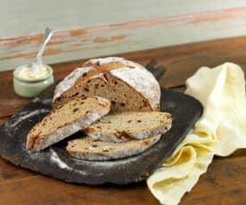 Whole Wheat Soda Bread