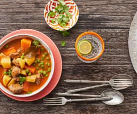Massaman-Curry