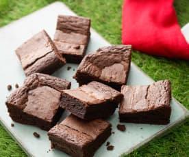 Chocolate Porter Brownies