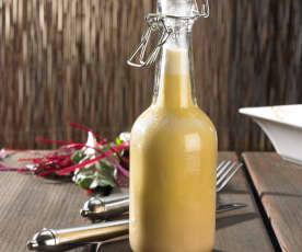 Sansibar-Hausdressing für grüne und bunte Salate