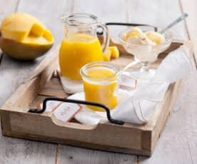 Szybki sos mango