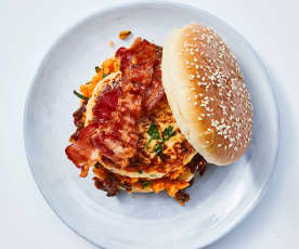 Sweet-Chili-Burger