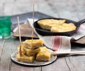 Hiszpański omlet ziemniaczany