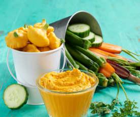 Carrot Hummus