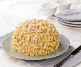 Torta mimosa gelato