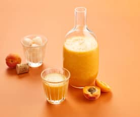 Nectar ananas-litchi-abricot