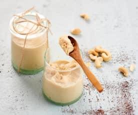 Purée de noix de cajou