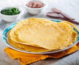 Injera (pane eritreo fermentato)
