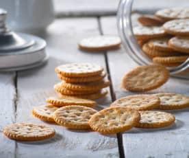 Cracker dolci salati
