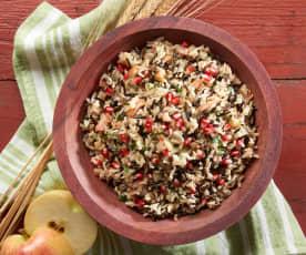 Apple Wild Rice