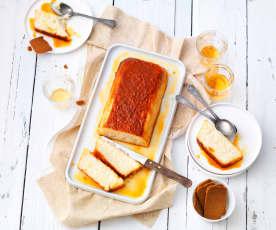 Gâteau de riz au caramel