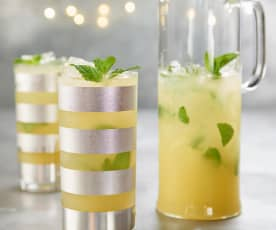 Minty Vodka Lemonade