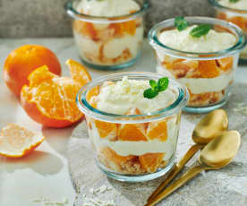 Mandarinen-Trifle