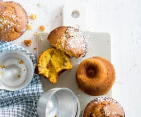 Muffins papaye et vanille