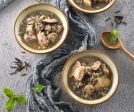 野米雜炊鍋