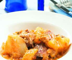 Marmitako (Spanish Tuna Stew)