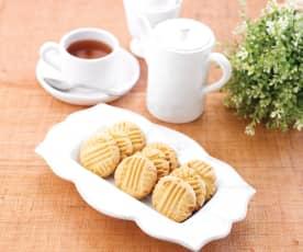Biscoitos de milho