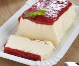 Cheesecake ligero