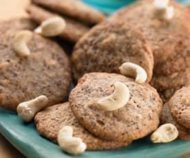 Cashew-Kekse