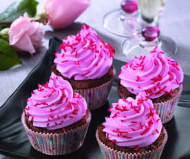 Cupcake velluto rosso per S.Valentino