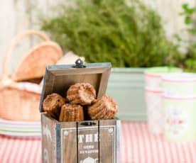Mini Apple and Cinnamon Muffins