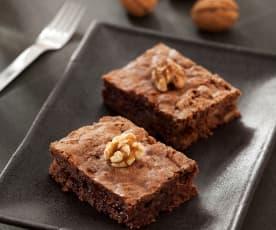 Snelle brownie