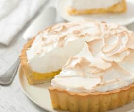 Citrónový meringue páj