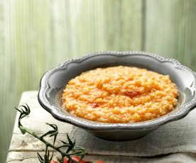 Contorno di riso al pomodoro