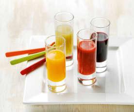 Fruit sauce (coulis)