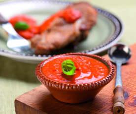 Salsa brava - pikantny sos pomidorowy