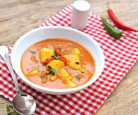 Gulášová polévka