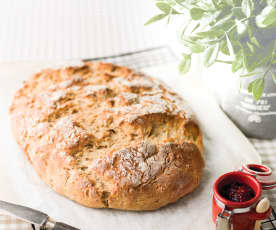 Pão de nozes