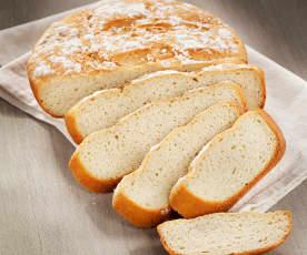 Ekspresowy chleb bezglutenowy