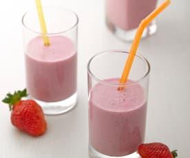 莓果優酪乳