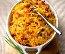 Tagliatelle with Pumpkin