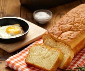 Bramborový chléb s rozmarýnem