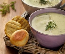 Koprová polévka