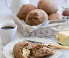 Gluten and Grain Free Bread Rolls