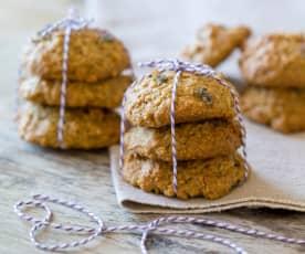 Quinoa Anzac Biscuits