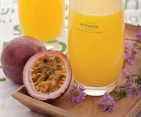 百香果鳳梨蒟蒻汁