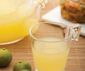柚香檸檬茶