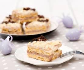 Velikonoční bezé koláč