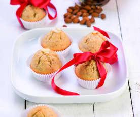 Mandlové muffiny