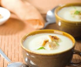 Zupa selerowa aksamitna